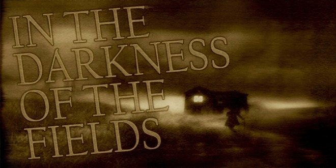 """""""In the Darkness of the Fields"""" by Edward Warren 
