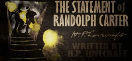 """""""The Statement of Randolph Carter"""" by H.P. Lovecraft   Narrated by David Alnwick"""