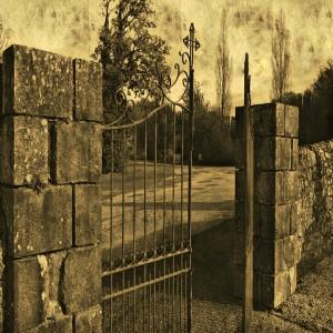 """The Cemetery Gate"" by Nancy Roberts (feat. Craig Groshek)"