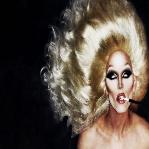"""""""I Don't Think I Should Keep Doing Drag"""" by Wonkytardis (feat. Michelle Ragsdale)"""