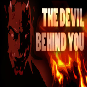 """The Devil Behind You"" by Richard A. Moore (feat. Cicely Mitchell)"