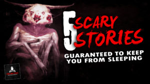 """5 Scary Stories to Keep You Up All Night 💀 """"By the Light of the Firefly"""" & Other Tales"""