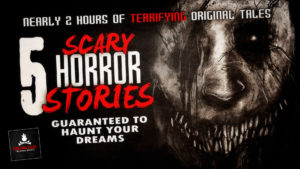 """5 Scary Stories Guaranteed to Haunt Your Dreams 💀 """"The Artist"""" & Other Tales"""