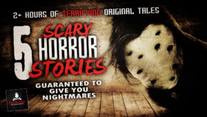 """5 Scary Stories Guaranteed to Give You Nightmares 💀 """"The Systelien Specter"""" & Other Tales"""