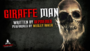 """Giraffe Man"" by Depmemes - Performed by Wesley Baker"