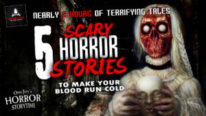 "5 Scary Stories to Make Your Blood Run Cold 💀 ""I Found a Letter From My Stalker"" & Other Tales"