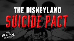 """""""The Disneyland Suicide Pact"""" by Derek Walker - Performed by Otis Jiry"""