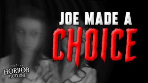 """Joe Made a Choice"" by Lucretia Vastea - Performed by Otis Jiry"