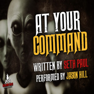 """At Your Command"" by Seth Paul (feat. Jason Hill)"