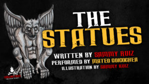 """The Statues"" by Sammy Ruiz - Performed by Mateo Goicochea"