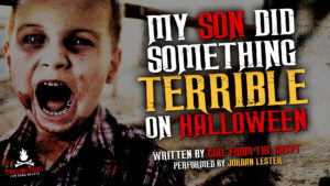 """My Son Did Something Terrible on Halloween"" by Girl From the Crypt - Performed by Jordan Lester"