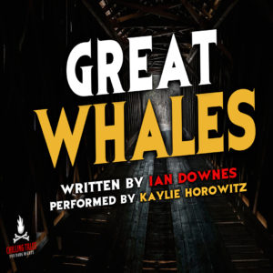 """Great Whales"" by Ian Downes (feat. Kaylie Horowitz)"