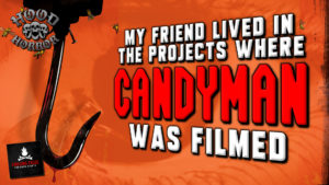 """My Friend Lived in the Projects Where Candyman Was Filmed"" by Wesley Baker - Performed by Wesley Baker"