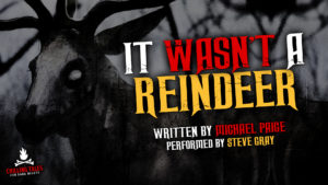 """It Wasn't a Reindeer"" by Michael Paige - Performed by Steve Gray"