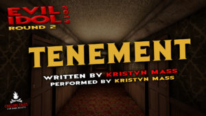"""Tenement"" by Kristyn Mass - Performed by Kristyn Mass (Evil Idol 2019 Contestant # 13)"