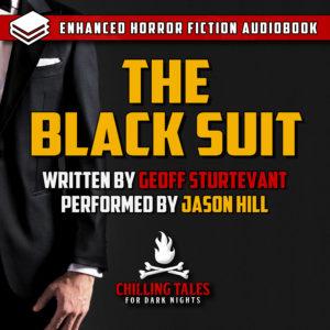 """The Black Suit"" by Geoff Sturtevant (feat. Jason Hill)"