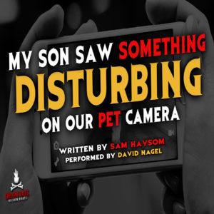 """My Son Saw Something Disturbing on Our Pet Camera"" by Sam Haysom (feat. David Nagel)"