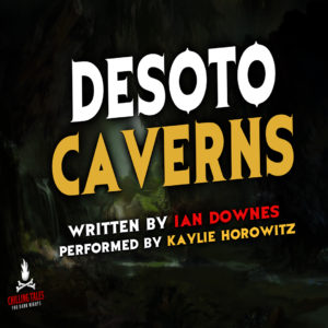 """Desoto Caverns"" by Ian Downes (feat. Kaylie Horowitz)"