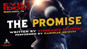 """""""The Promise"""" by Stephanie Scissom - Performed by Danielle Hewitt (Evil Idol 2019 Contestant # 18)"""