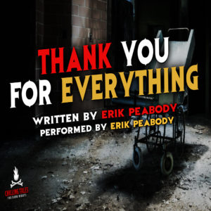 """Thank You For Everything"" by Erik Peabody (feat. Erik Peabody)"
