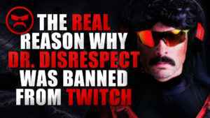 """The Real Reason Why Dr. Disrespect Was Banned From Twitch"" - Performed by Ryan Taylor"