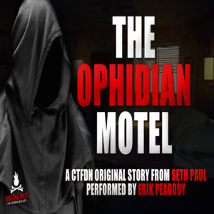 """""""The Ophidian Motel"""" by Seth Paul (feat. Erik Peabody)"""