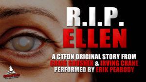 """R.I.P. Ellen"" - Performed by Erik Peabody"