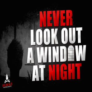 """Never Look Out a Window at Night"" by Chris Fox (feat. Steve Gray)"