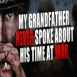 """My Grandfather Never Spoke About His Time at War"" by Andy Leavy (feat. Steve Gray)"