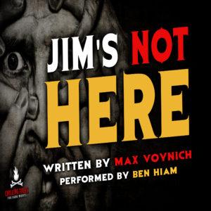 """""""Jim's Not Here"""" by Max Voynich (feat. Ben Hiam)"""