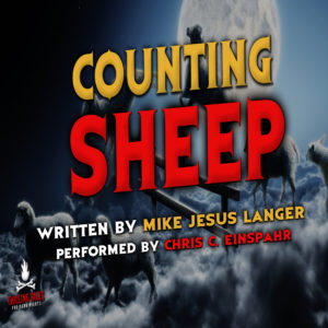 """""""Counting Sheep"""" by Mike Jesus Langer (feat. Chris C. Einspahr)"""