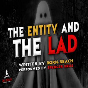 """The Entity and the Lad"" by Born-Beach (feat. Spencer Brus)"