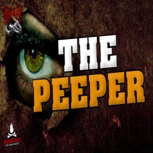 """The Peeper"" by Geoff Sturtevant (feat. Drew Blood)"