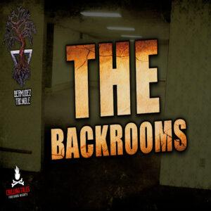 """The Backrooms"" by Lucretia Vastea (feat. Luis Bermudez)"