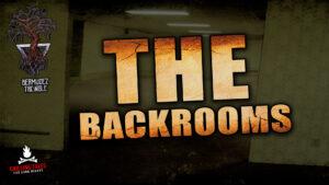 """""""The Backrooms"""" - Performed by Luis Bermudez"""