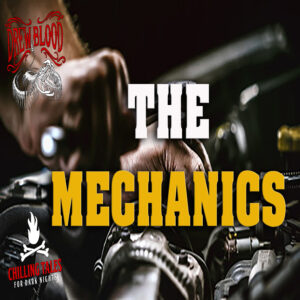 """The Mechanics"" by Bart Hopkins (feat. Drew Blood)"