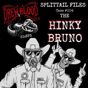 """The Hinky Bruno"" by Geoff Sturtevant (feat. Drew Blood)"